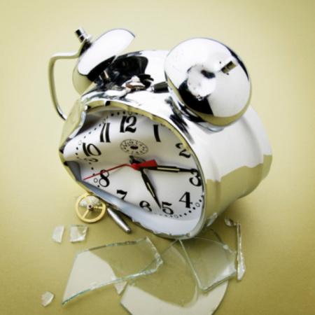 Cajn de sastre El reloj averiado