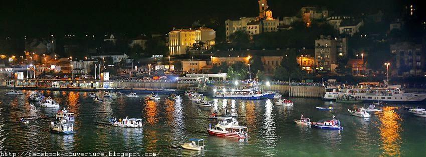 Photot de couverture facebook Belgrade Serbie