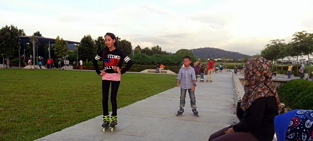 rollerblades paling power