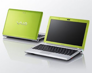 Notebook Sony Vaio VPCYB15AG