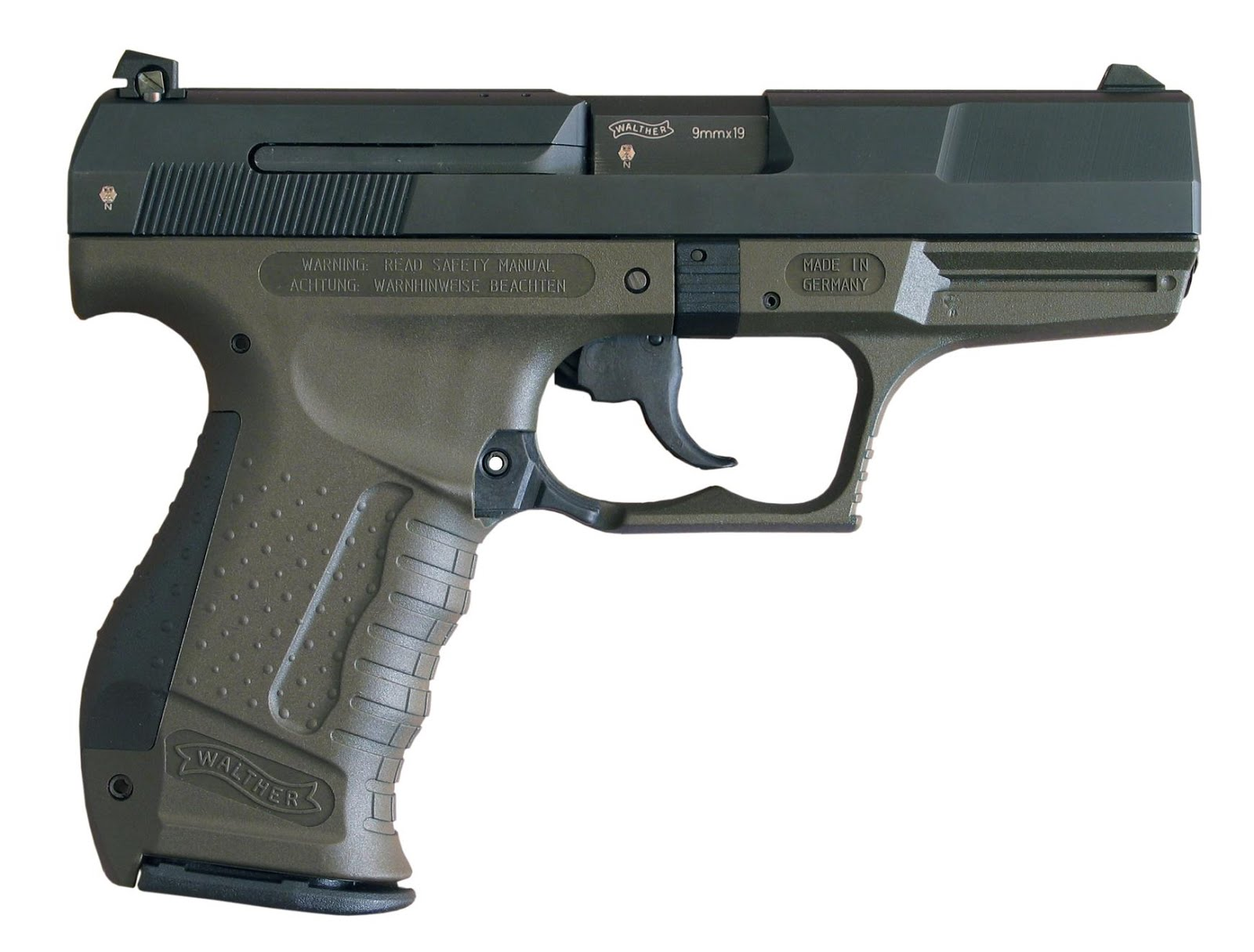 P99 - Walther Arms