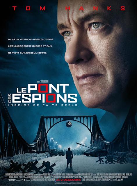 le pont des espions, tom hanks, steven spielberg, bullelodie