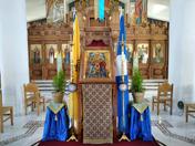 Από τον Εορτασμό του Ευαγγελισμού της Υπεραγίας Θεοτόκου στην Ενορία μας (φωτογραφίες)