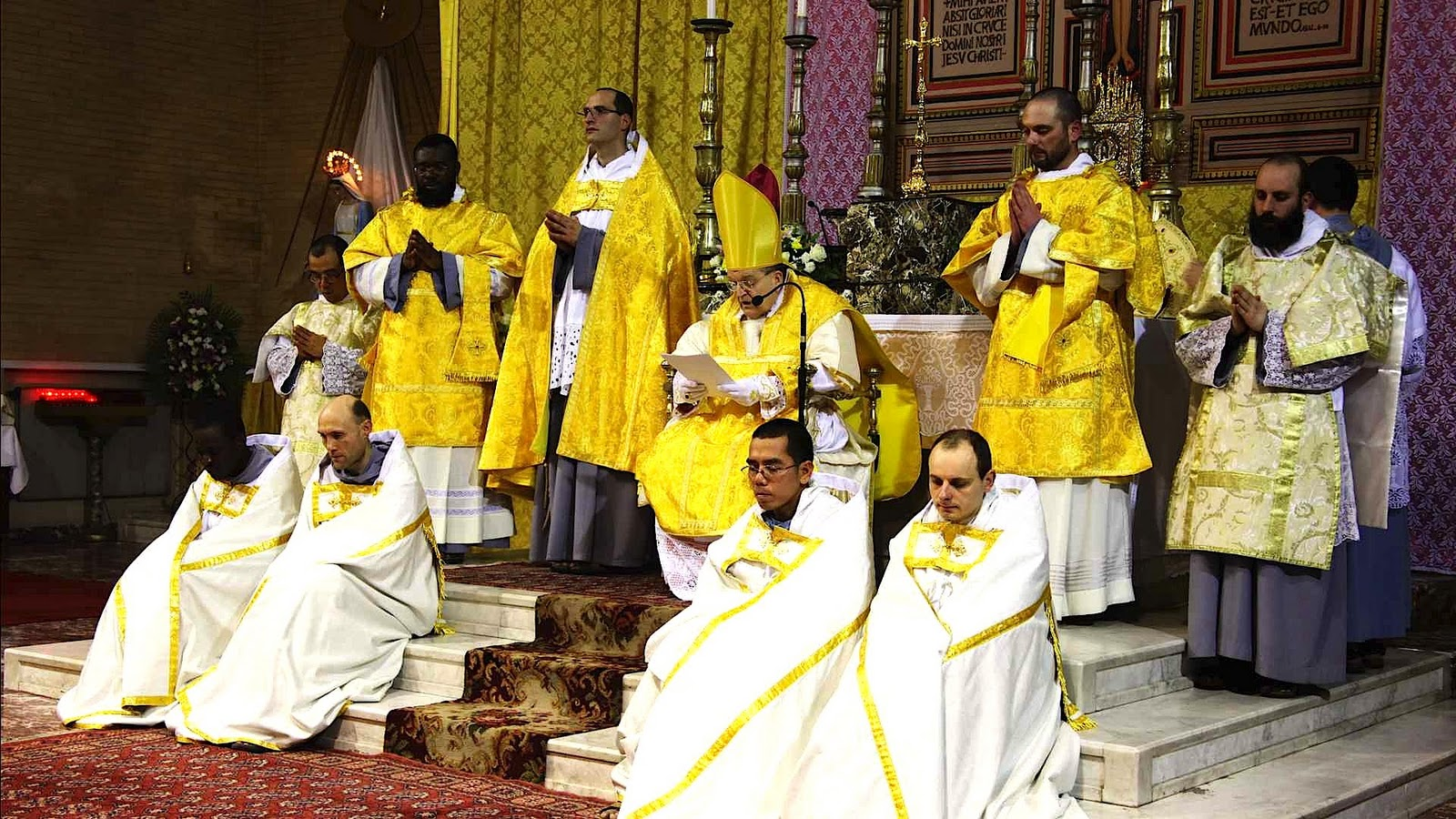 Eucharistandmission canon 915 also applies to cardinal for The franciscan