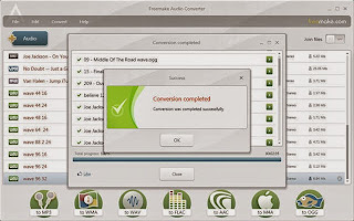برنامج freemake audio converter لتحويل صيغ الصوت