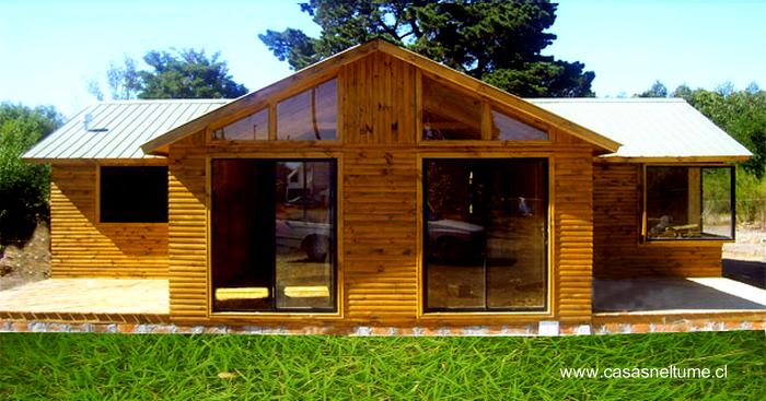 Casas prefabricadas madera casa prefabricada cordoba - Refugios de madera prefabricados ...