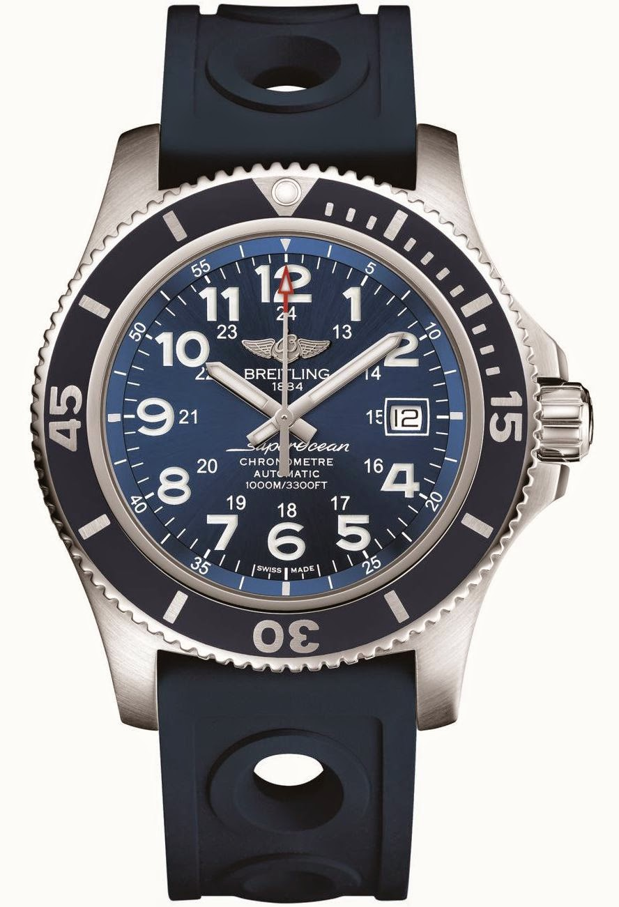 Breitling Superocean II watch replica