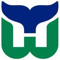 Logo of Hartford Whalers by eBloggerTips.com