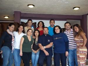 EQUIPO DE PROFESIONALES MÉXICO DF 2012