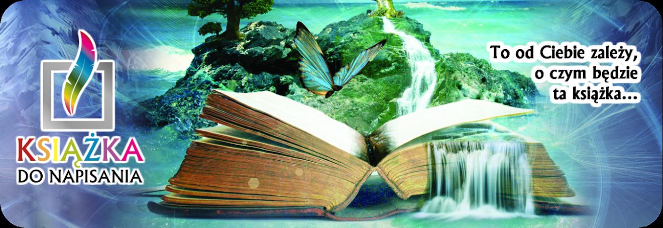 Książka do napisania