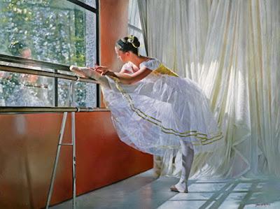 Mujeres Bailarinas de Balet