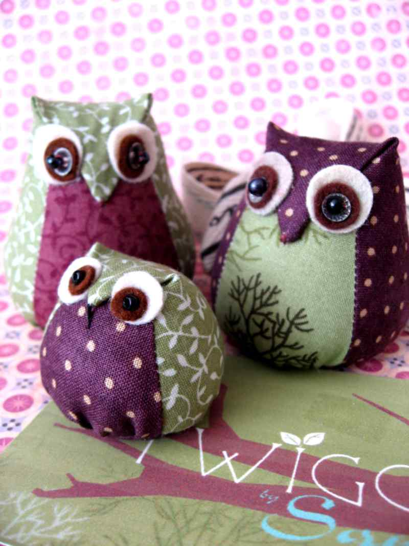 Owl Crafts And Inspiration Lines Across