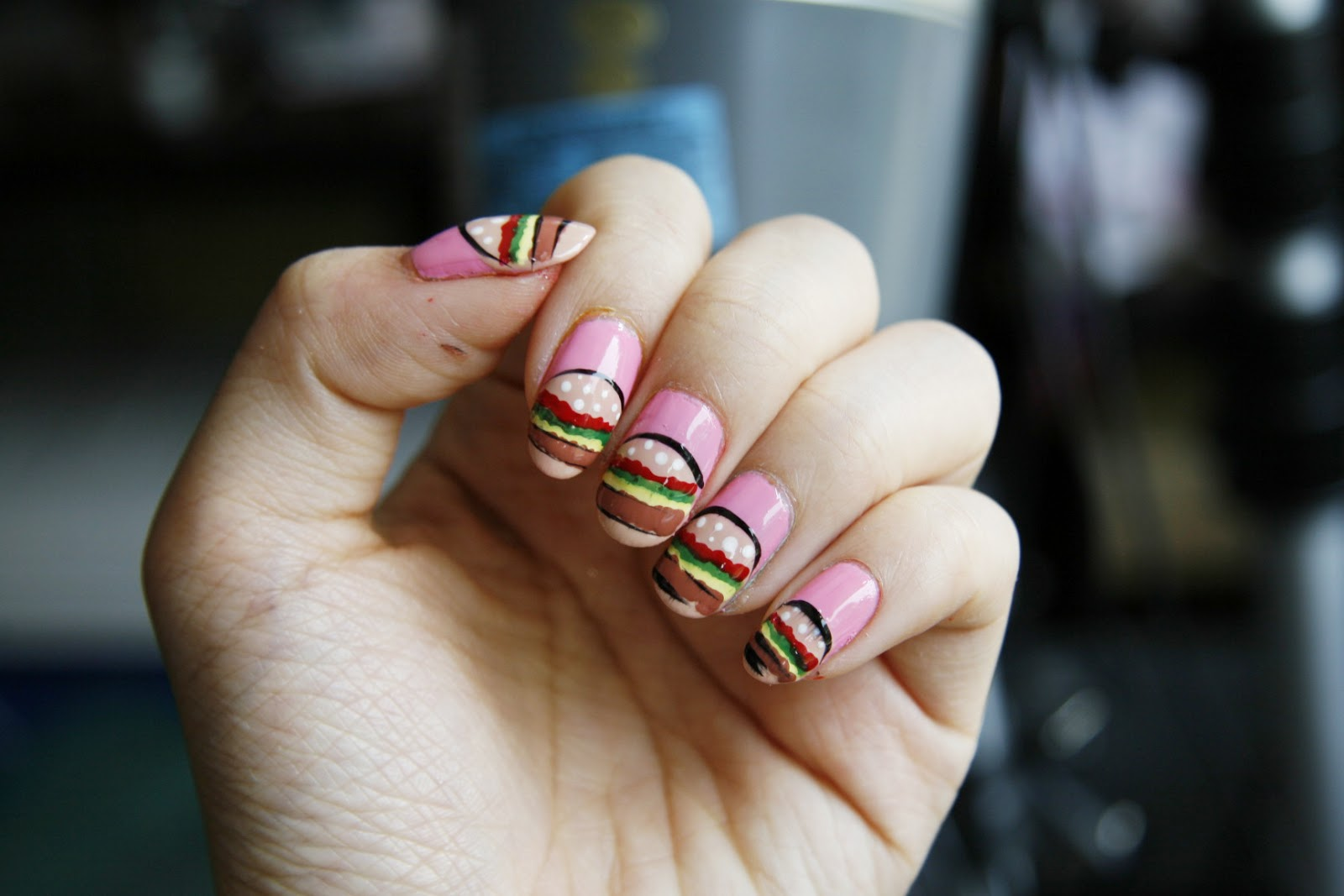 fun size beauty: Nail Art Challenge #OMD3Nails // 31 Nail Art Designs