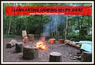 Healthy Eating While Camping