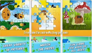 The best Puzzle Game Android for kids free download