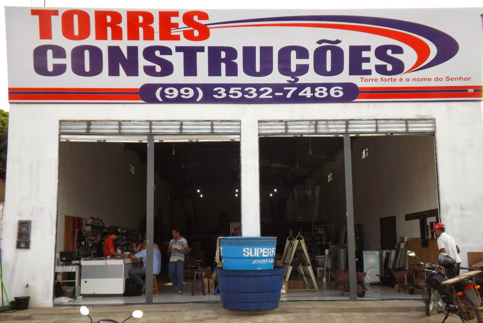 TORRES CONSTRUÇÕES