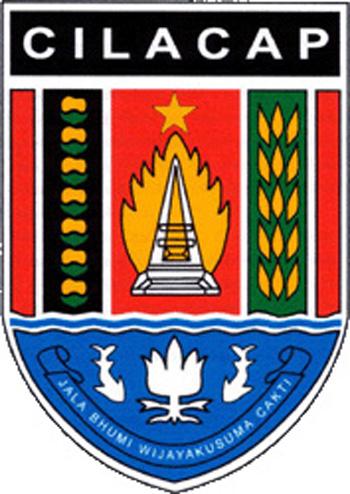 Kabupaten Cilacap Logo Vector Smeksas
