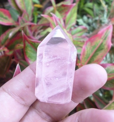 BATU ROSE QUARTZ