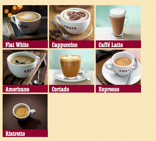 marketing audit of costa coffee Read this miscellaneous essay and over 88,000 other research documents marketing audit: starbucks coffee shops, environmental aspect section marketing audit.