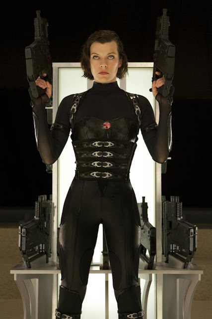 Resident Evil Retribution armada