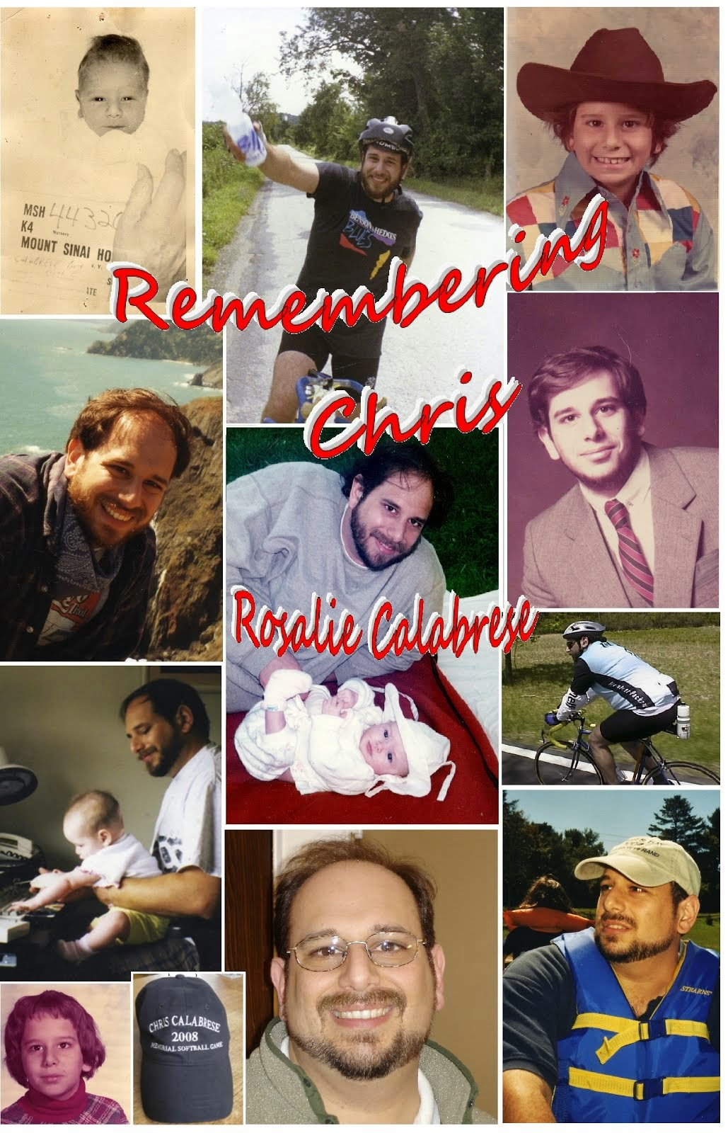 REMEMBERING CHRIS by Rosalie Calabrese