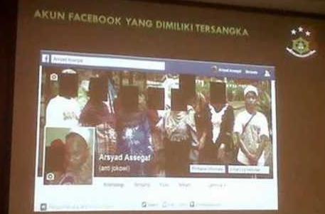 Akun facebook Arsyad Assegaf