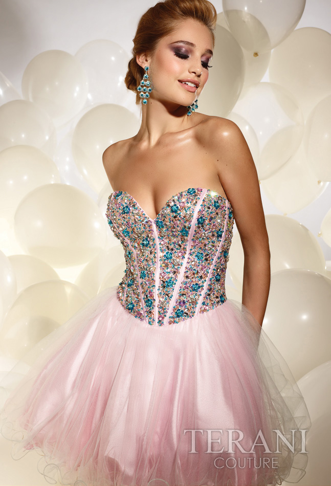 Short prom dresses hairstyles - Dress on sale