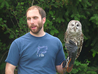 Sequim Raptor Rescue Center