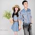 Contoh Model Baju Couple Terbaru 2015