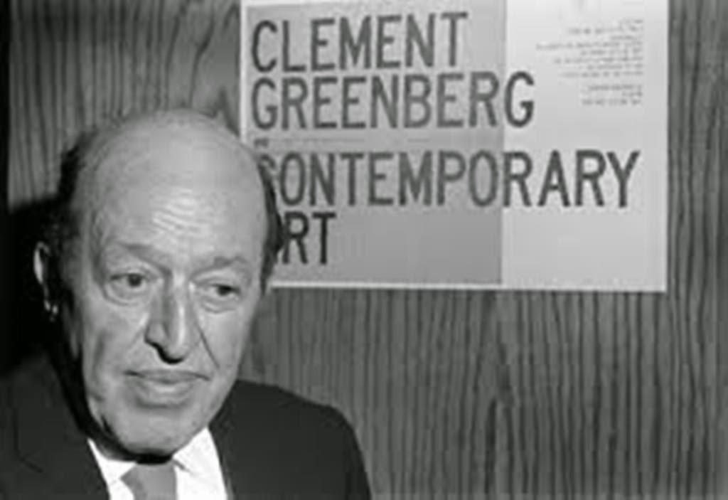 greenberg modernist painting analysis