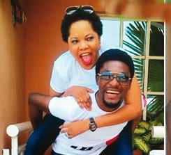Fans Blast Toyin Aimakhu for Turning Hubby to Hair Dresser