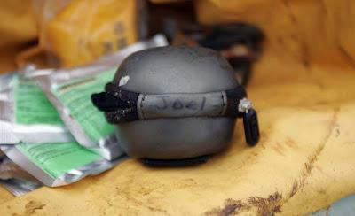 objetos encontrados en el avion de felipe camiroaga