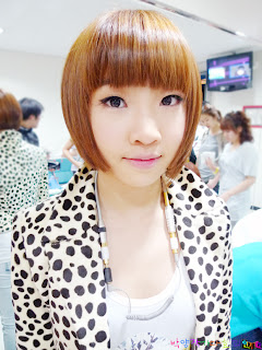 Tubuh Seksi Minzy '2NE1'