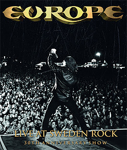 Europe Live At Sweden Rock: 30th Anniversary Show