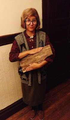 Log Lady Costume :: 101 MORE Halloween Costumes for Women