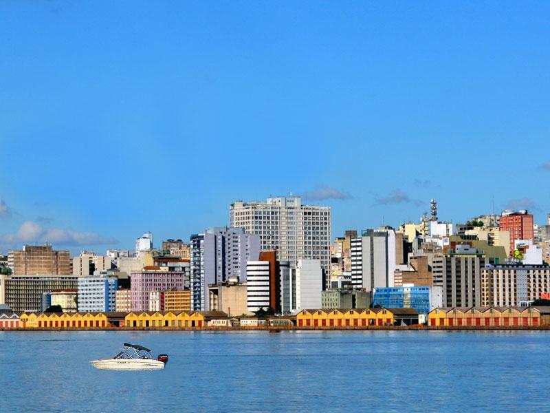 Порто Алегре, Бразилия