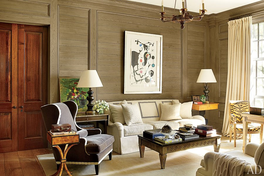 new home interior design a gracious southern style home