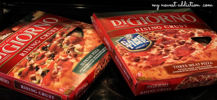 digiorno supreme pizza cooking instructions