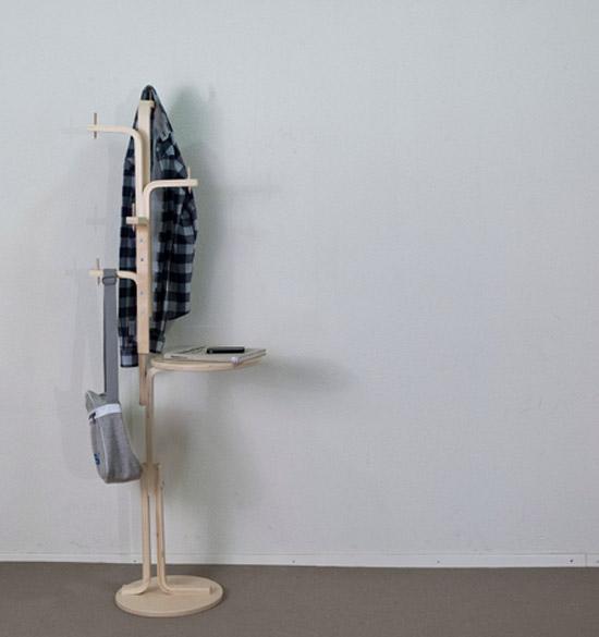 Ikea frosta diy naver - Attaccapanni camera da letto ...
