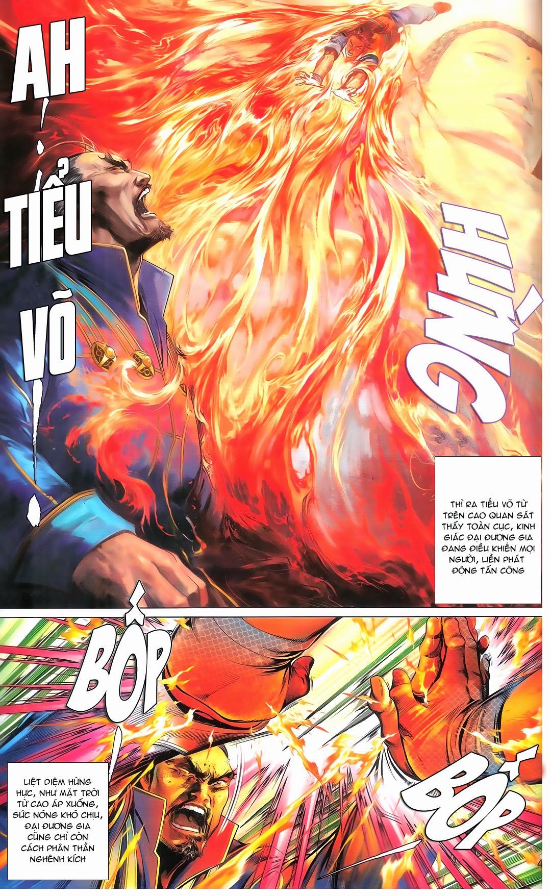 Phong Vân chap 668B Trang 25 - Mangak.info