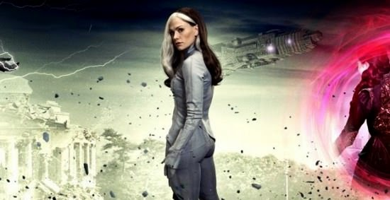 x men days of future past - anna paquin as rogue