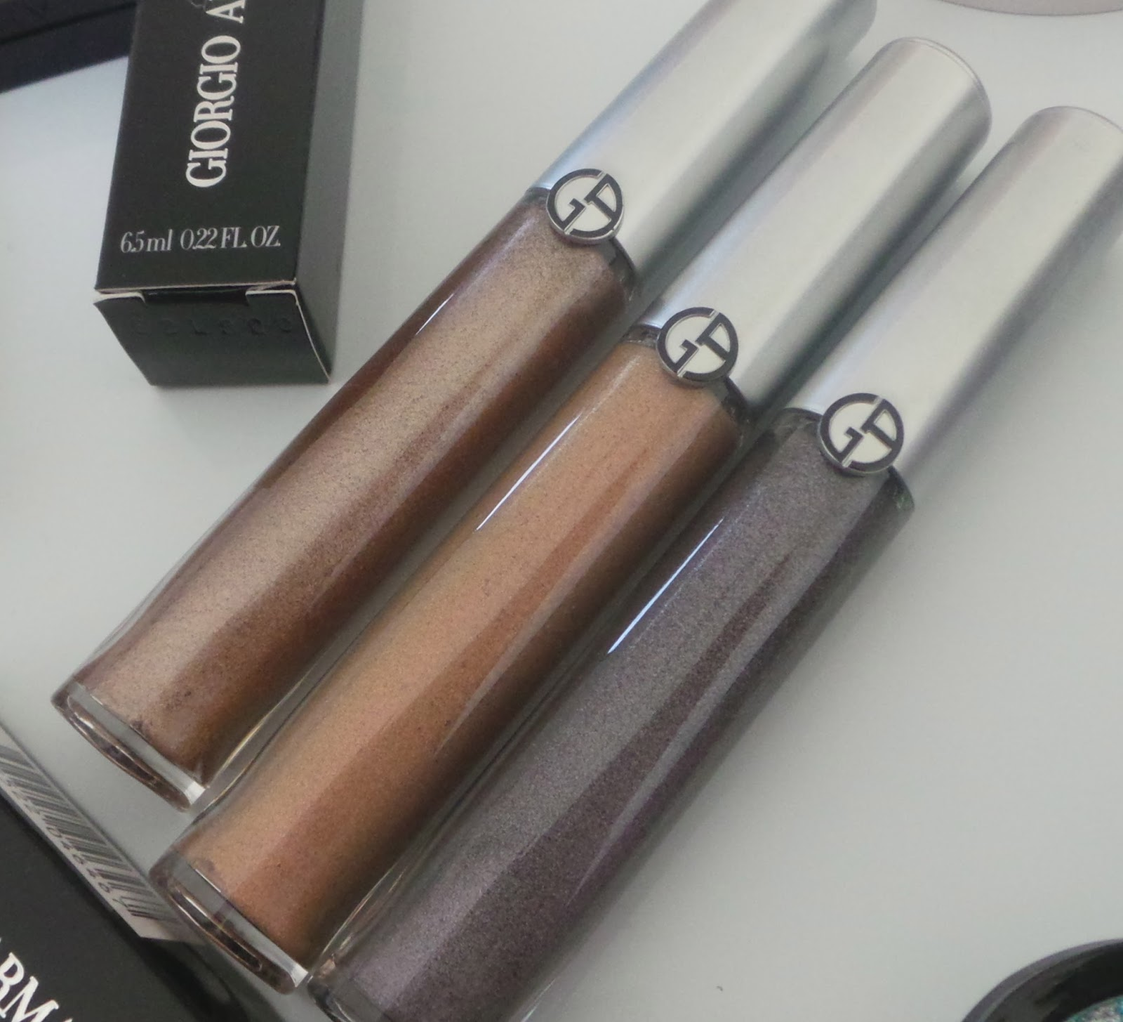 Armani Eye Tint review