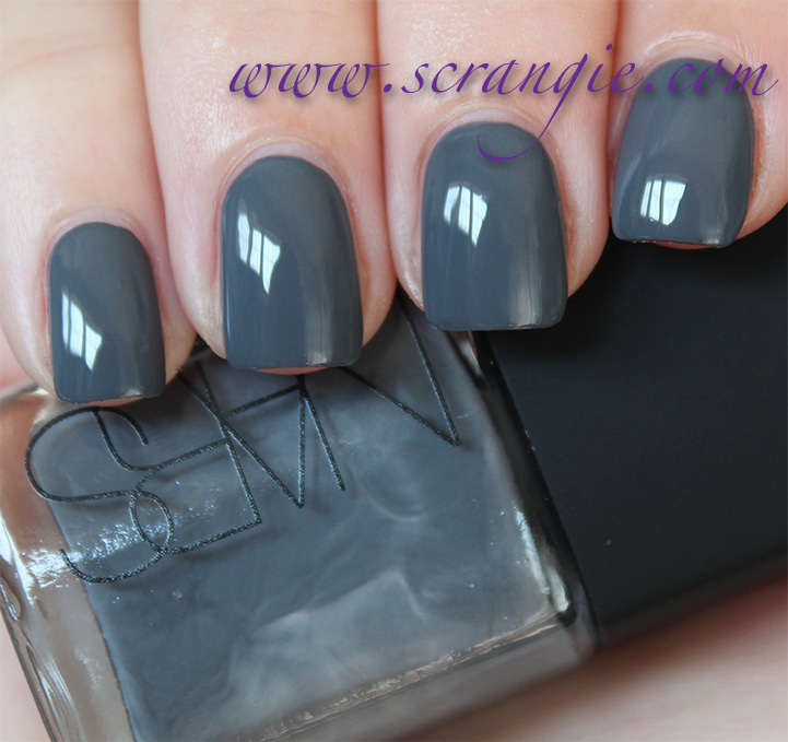 Scrangie: NARS Storm Bird Nail Lacquer Fall 2012 Swatches and Review