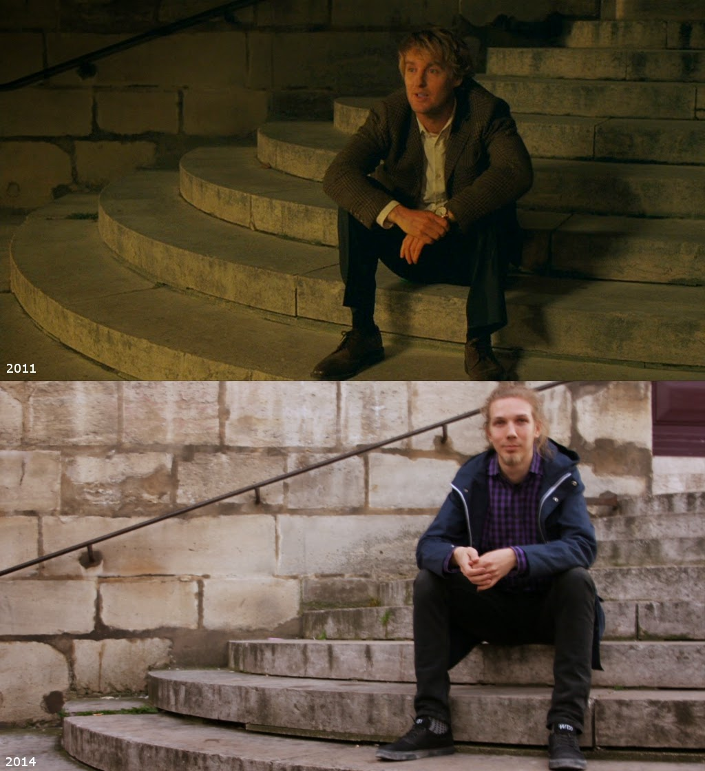 """The Cinescapader: Visiting Filming Locations of """"Midnight ..."""