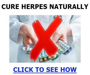 How can you tell for a fact if someone has genital herpes?