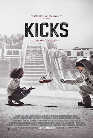 Poster Of Kicks In Dual Audio Hindi English 300MB Compressed Small Size Pc Movie Free Download Only At agcworld.org