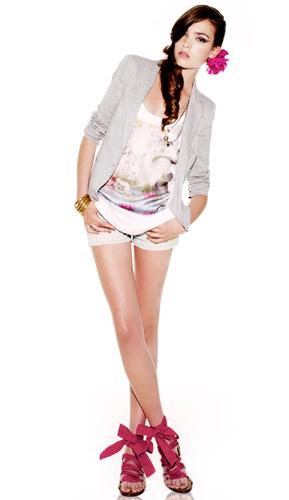shorts verano 2011