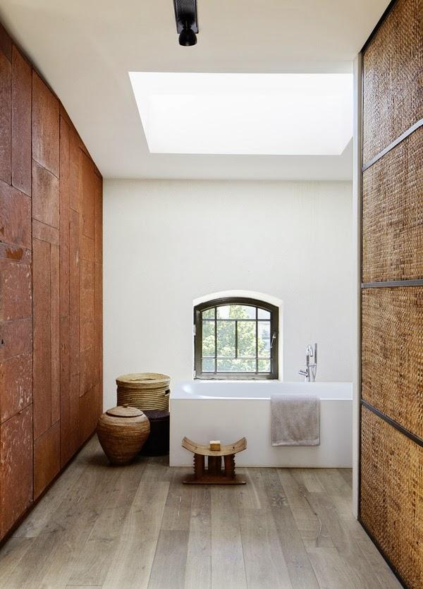 banheiro lindo rústico