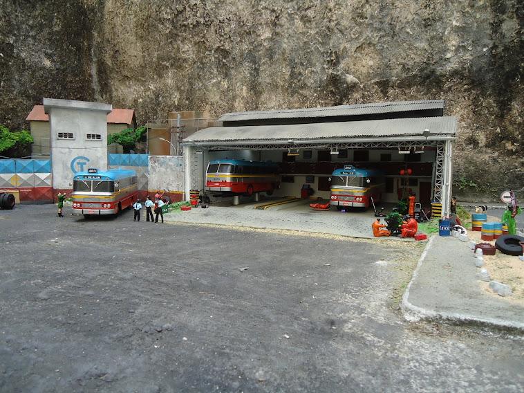 Miniaturas do ônibus Cermava 2º edição