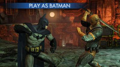 Batman Arkham City Lockdown  v.1.0.1 Apk + Data